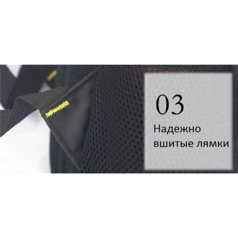 23278 - Стильный рюкзак 4 LEAF CFOVER для ноутбука и не только