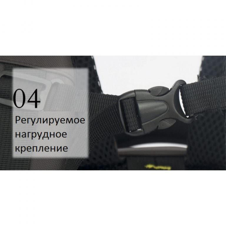 23279 - Стильный рюкзак 4 LEAF CFOVER для ноутбука и не только