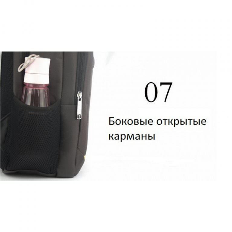 23280 - Стильный рюкзак 4 LEAF CFOVER для ноутбука и не только