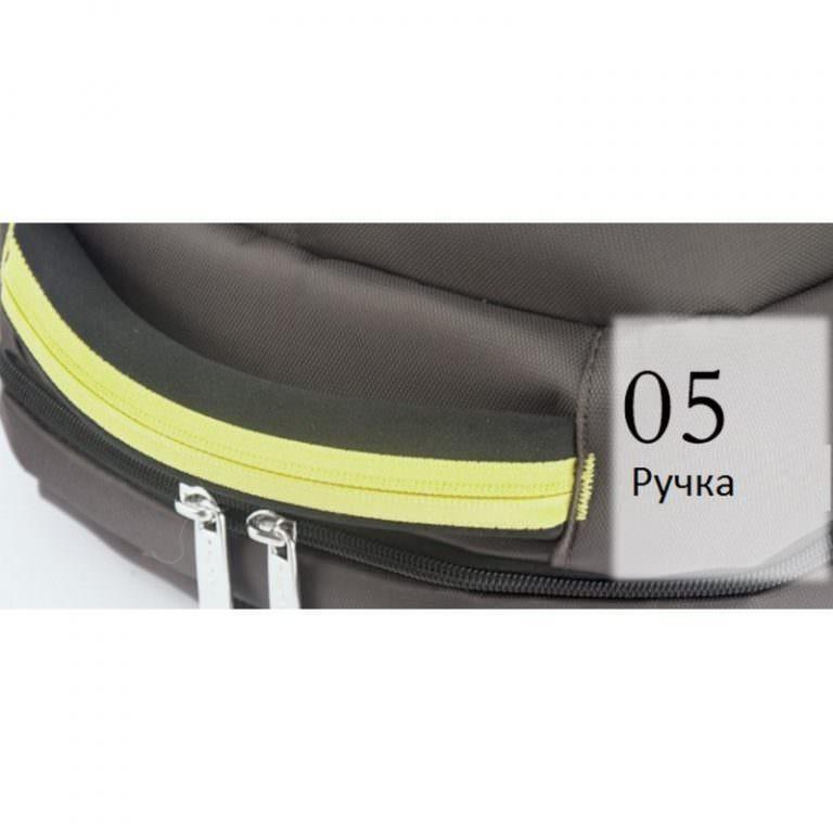 23282 - Стильный рюкзак 4 LEAF CFOVER для ноутбука и не только