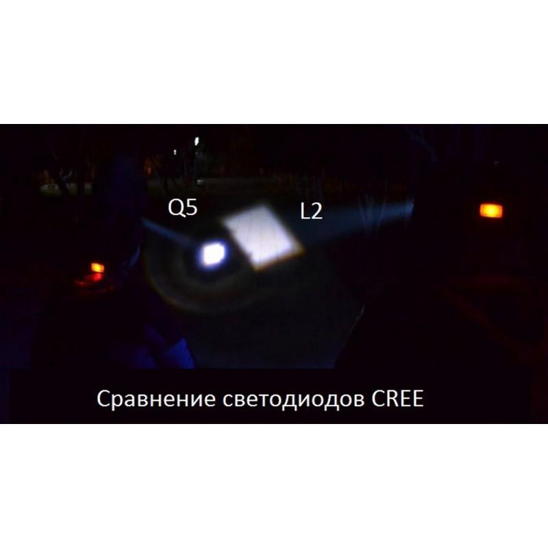 Мощный налобный фонарь T90-V9 – CREE XLamp-L2 T6, 4000 мАч, до 20 часов работы 165766