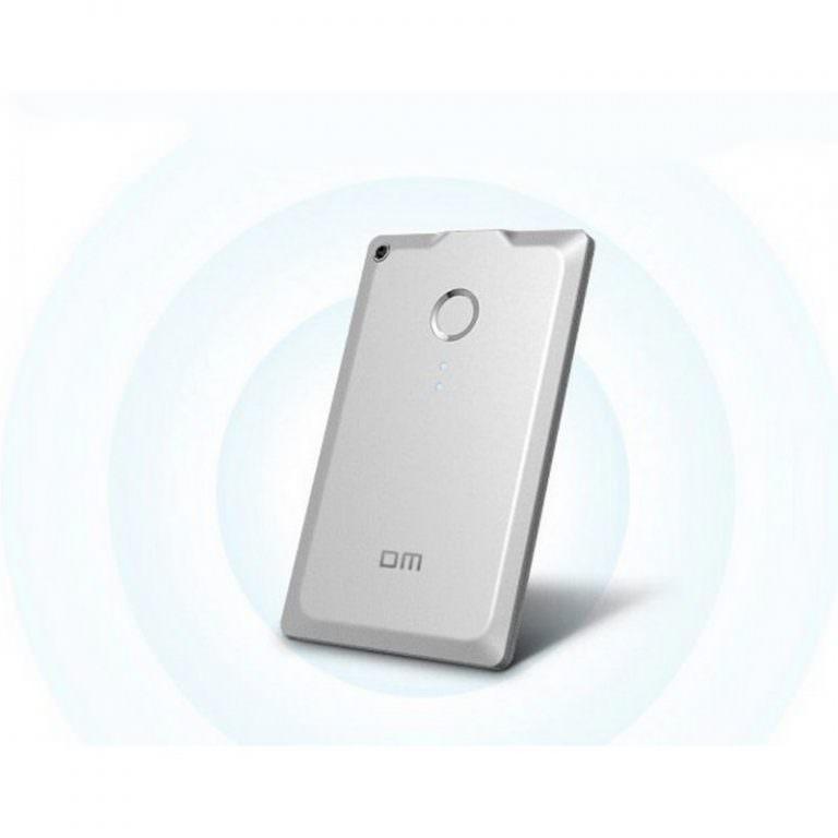 23414 - Wi-Fi жесткий диск (внешний беспроводной накопитель) DM WFD009 для смартфона и планшета - поддержка iOS, Android и Windows, 32 Гб / 64 Гб