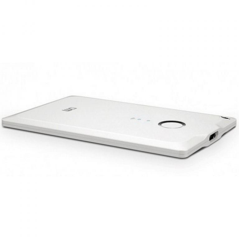 23415 - Wi-Fi жесткий диск (внешний беспроводной накопитель) DM WFD009 для смартфона и планшета - поддержка iOS, Android и Windows, 32 Гб / 64 Гб