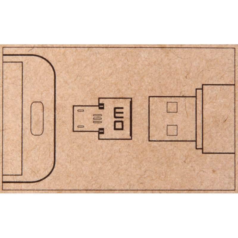 Компактный micro USB/OTG адаптер DM для смартфона и планшета 165962