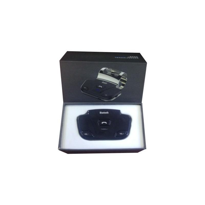 Автомобильная Bluetooth-гарнитура Egtong: система эхоподавления DSP, 650 мАч батарея 166394