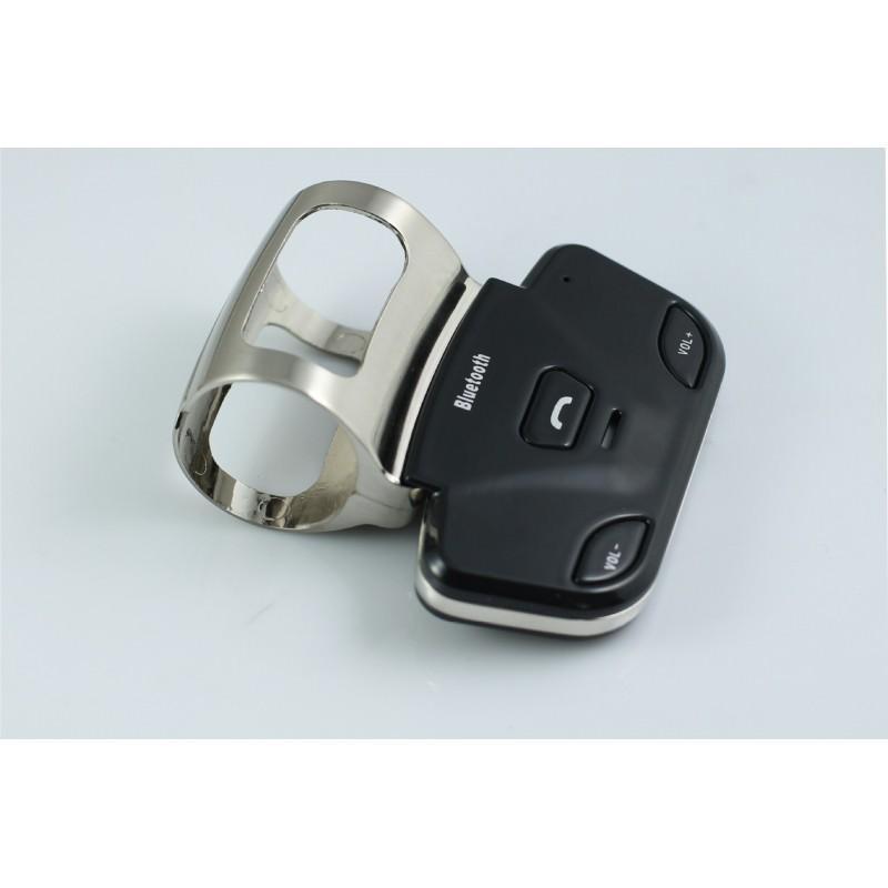 Автомобильная Bluetooth-гарнитура Egtong: система эхоподавления DSP, 650 мАч батарея 166395