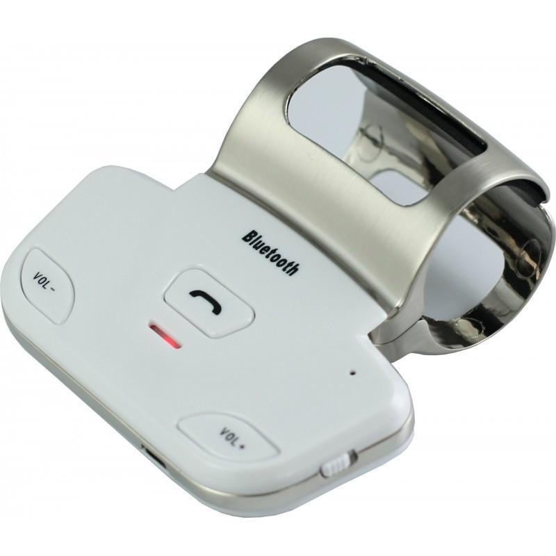 Автомобильная Bluetooth-гарнитура Egtong: система эхоподавления DSP, 650 мАч батарея 166397
