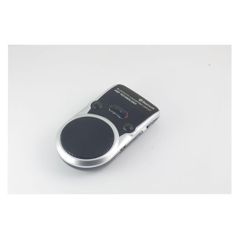 Автомобильная Bluetooth-гарнитура Egtong Solar с солнечной батареей: система эхоподавления DSP, зарядка от солнца/ USB-порта 166414