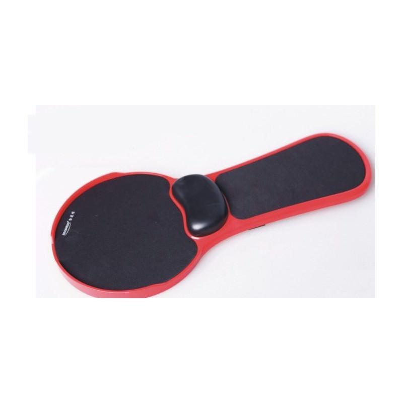 Эргономичная подставка под руку с ковриком для мыши: подушка из memory foam, профилактика туннельного синдрома кисти 166424