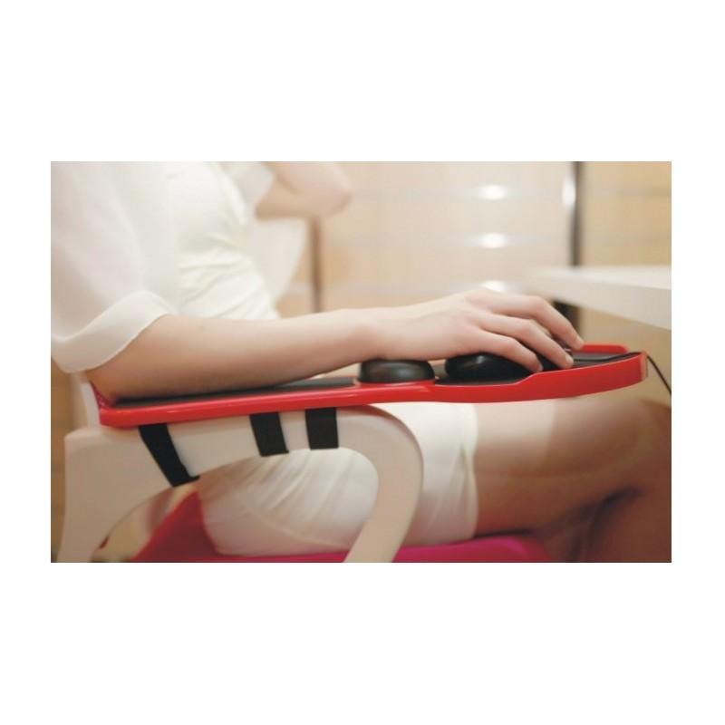 Эргономичная подставка под руку с ковриком для мыши: подушка из memory foam, профилактика туннельного синдрома кисти 166431