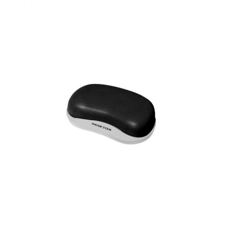 24141 - Эргономичный коврик для мышки U-LITA: колесики, поддержка для запястья из Memory Foam, профилактика туннельного синдрома