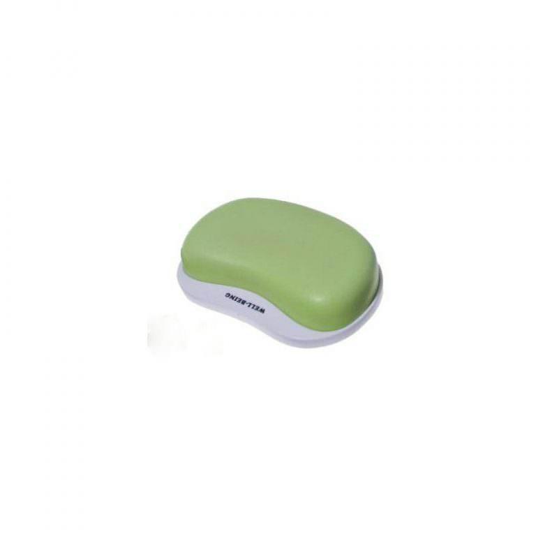 24142 - Эргономичный коврик для мышки U-LITA: колесики, поддержка для запястья из Memory Foam, профилактика туннельного синдрома