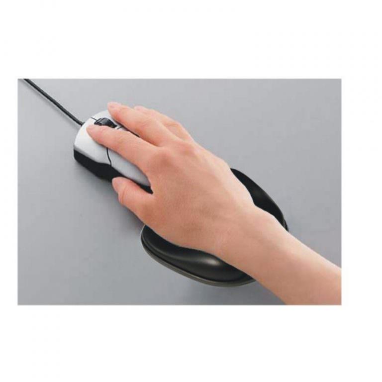 24147 - Эргономичный коврик для мышки U-LITA: колесики, поддержка для запястья из Memory Foam, профилактика туннельного синдрома