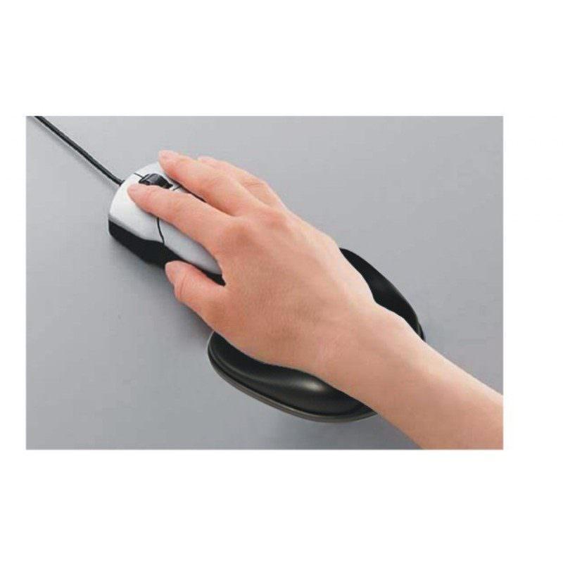 Эргономичный коврик для мышки U-LITA: колесики, поддержка для запястья из Memory Foam, профилактика туннельного синдрома