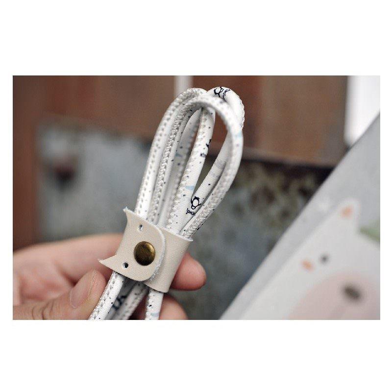 Высокоскоростной USB-кабель для IPhone с оригинальным рисунком: Lightning (8-контактный) разъем