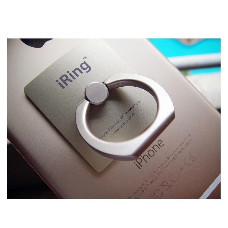 Универсальный держатель-кольцо для смартфона и планшета iRing 167058