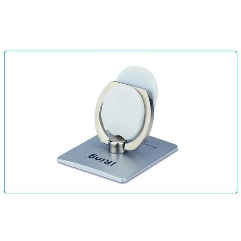 Универсальный держатель-кольцо для смартфона и планшета iRing 167060