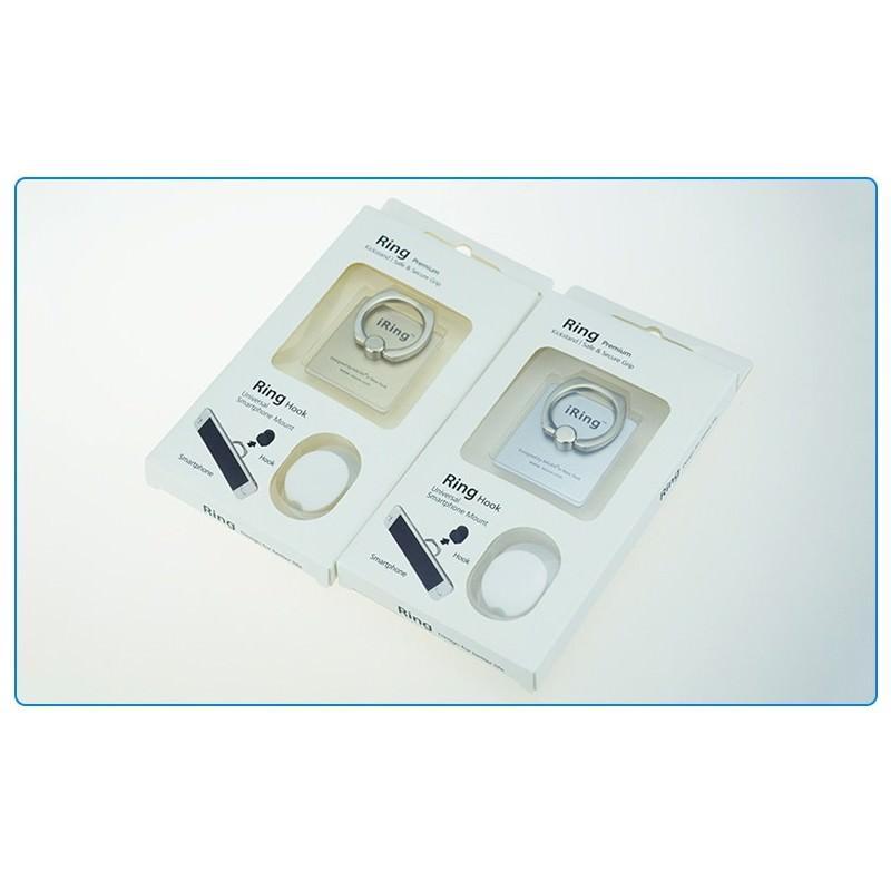Универсальный держатель-кольцо для смартфона и планшета iRing 167061