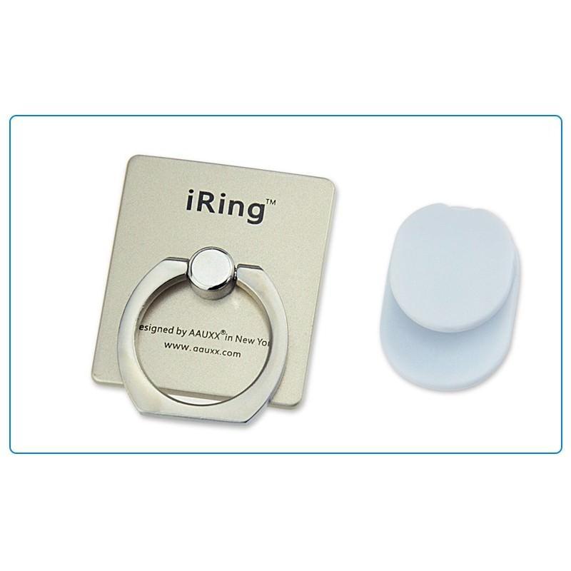 Универсальный держатель-кольцо для смартфона и планшета iRing 167062