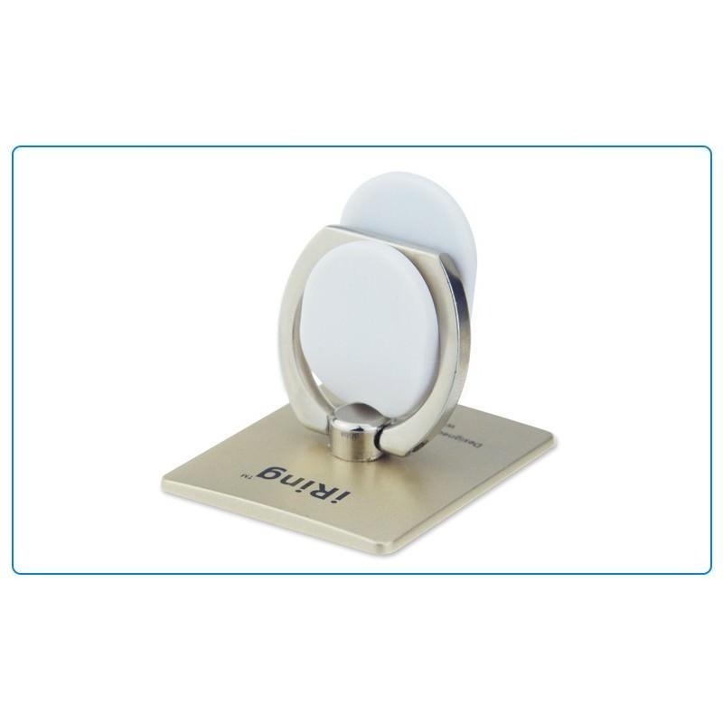 Универсальный держатель-кольцо для смартфона и планшета iRing 167063