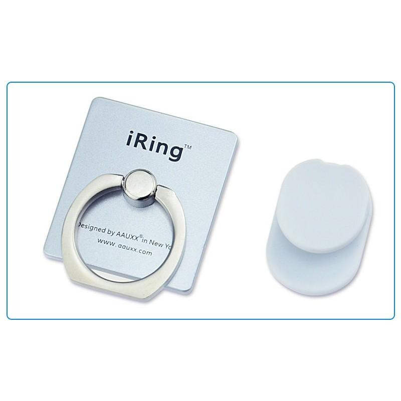 Универсальный держатель-кольцо для смартфона и планшета iRing 167064