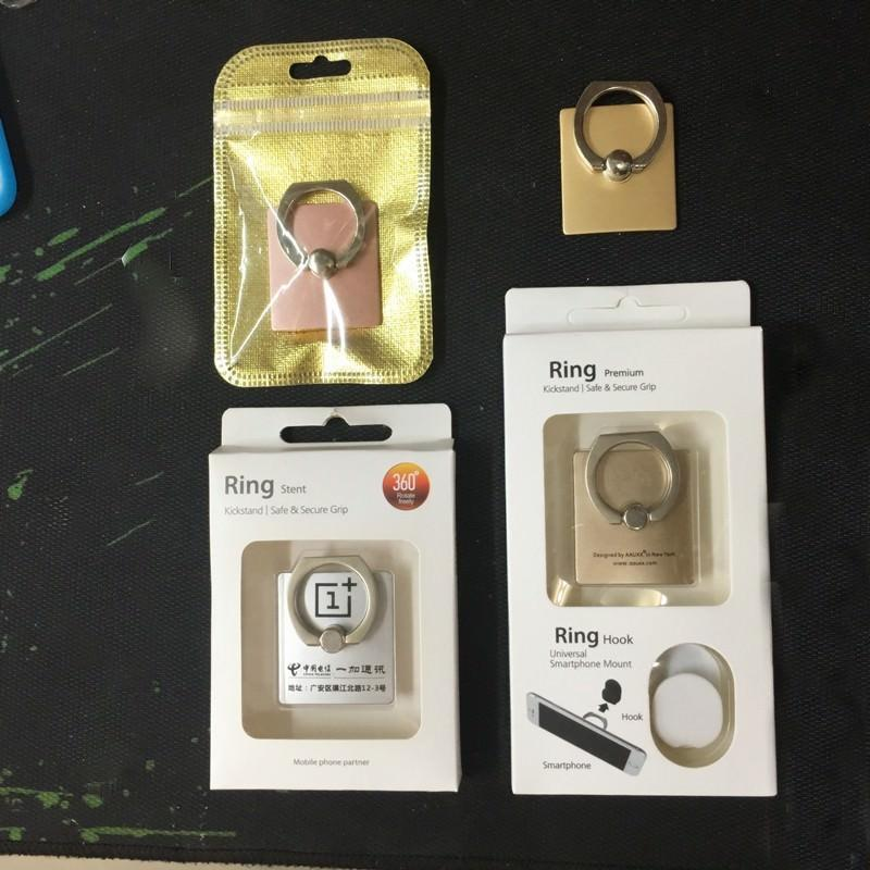 Универсальный держатель-кольцо для смартфона и планшета iRing 167070