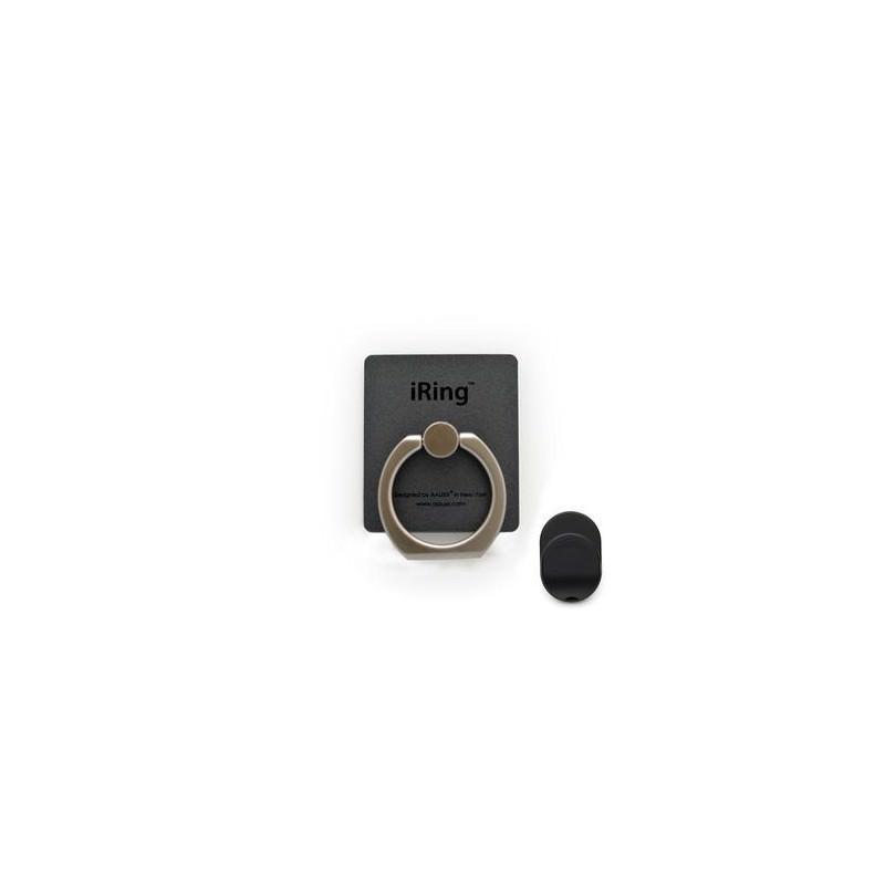 Универсальный держатель-кольцо для смартфона и планшета iRing 167071