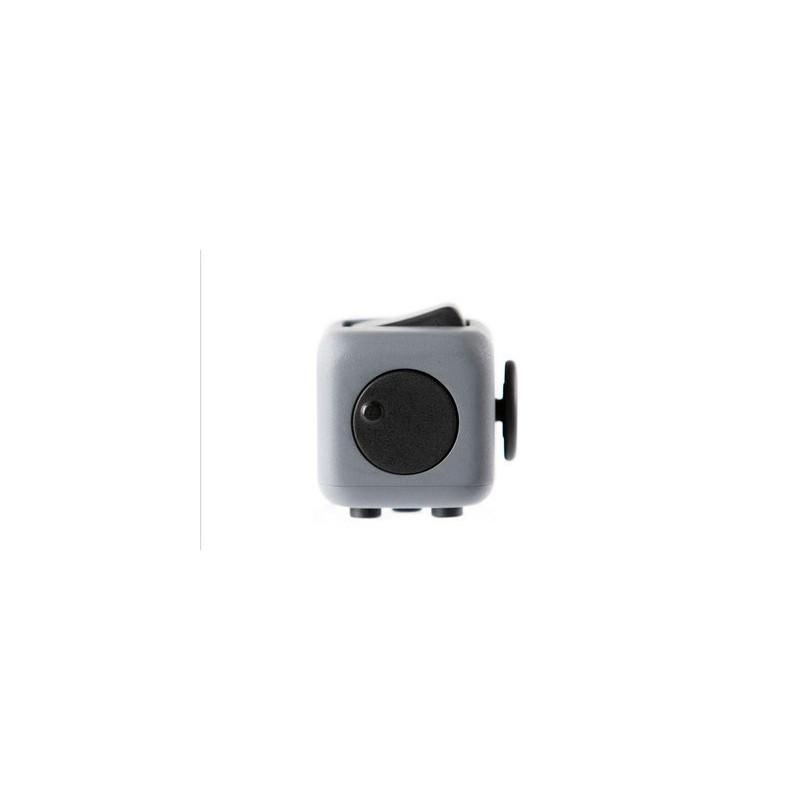 Антистрессовая игрушка для неспокойных рук Fidget cube - Серый