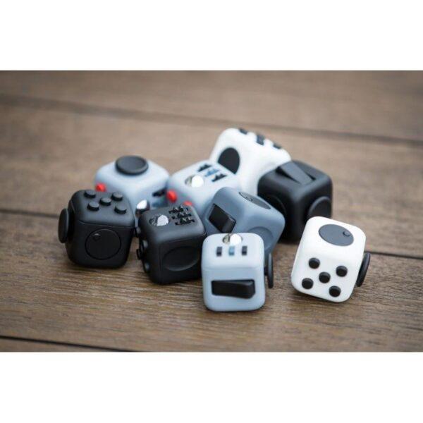 24937 - Антистрессовая игрушка для неспокойных рук Fidget cube