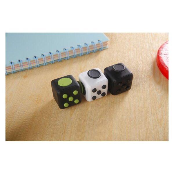 24941 - Антистрессовая игрушка для неспокойных рук Fidget cube