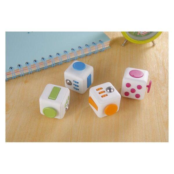 24943 - Антистрессовая игрушка для неспокойных рук Fidget cube