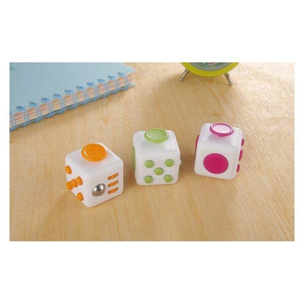 24945 - Антистрессовая игрушка для неспокойных рук Fidget cube