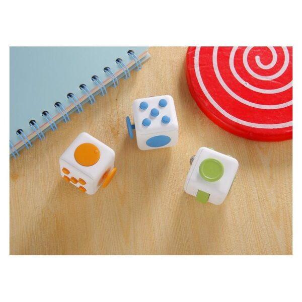 24946 - Антистрессовая игрушка для неспокойных рук Fidget cube