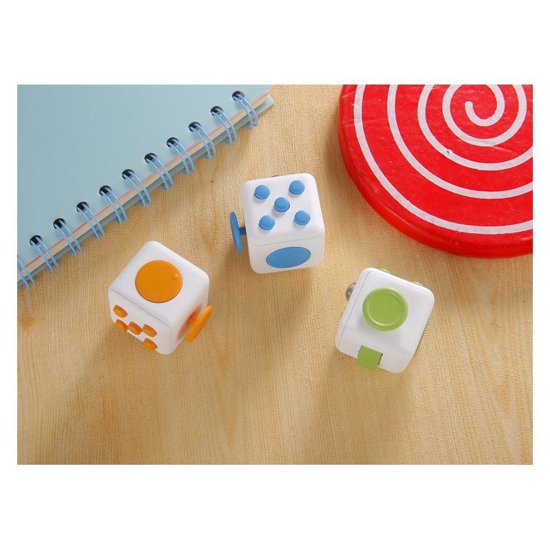 Антистрессовая игрушка для неспокойных рук Fidget cube 202208