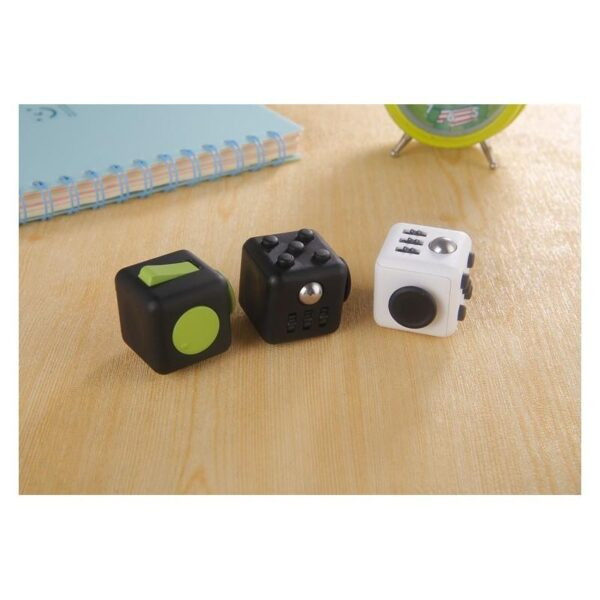 24948 - Антистрессовая игрушка для неспокойных рук Fidget cube