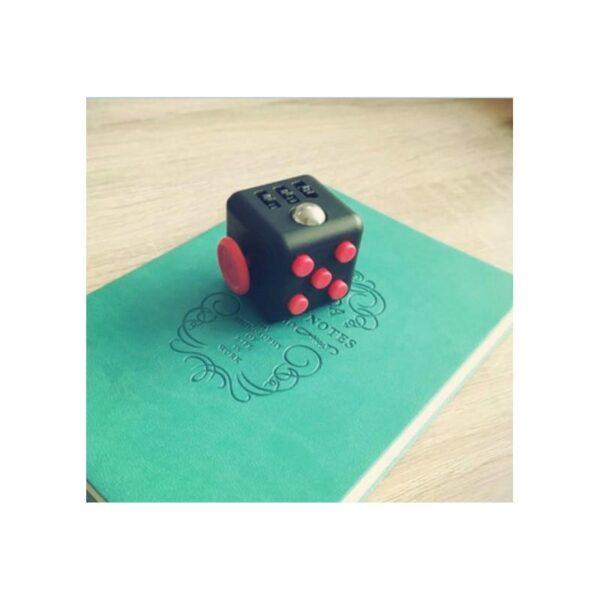 24952 - Антистрессовая игрушка для неспокойных рук Fidget cube