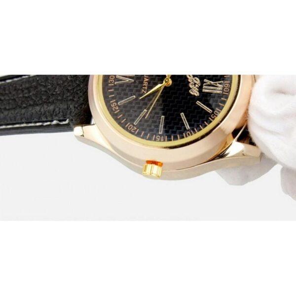 25244 - Кварцевые наручные часы Jiaheng с прикуривателем