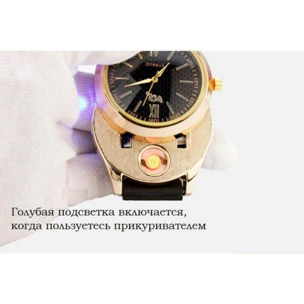 25245 - Кварцевые наручные часы Jiaheng с прикуривателем