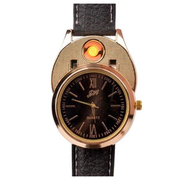 25248 - Кварцевые наручные часы Jiaheng с прикуривателем