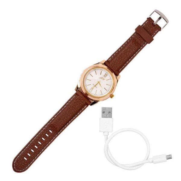 25252 - Кварцевые наручные часы Jiaheng с прикуривателем