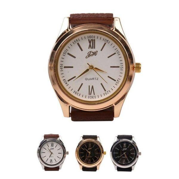 25253 - Кварцевые наручные часы Jiaheng с прикуривателем