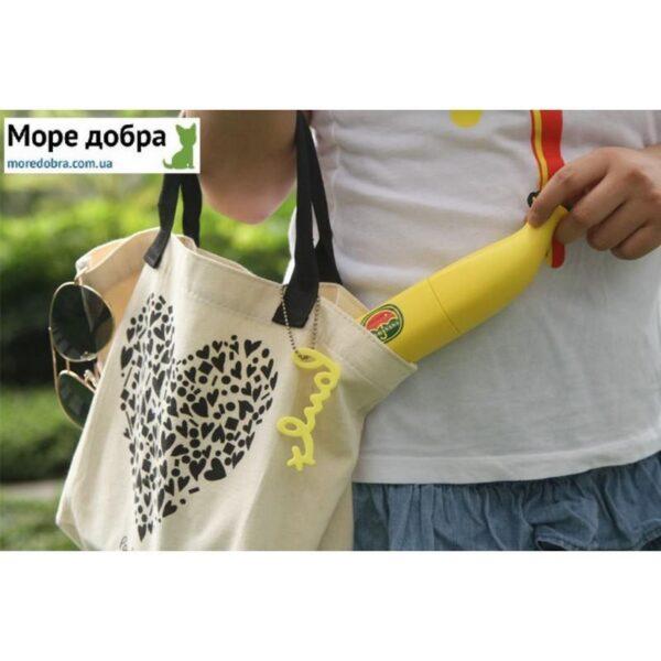 """25367 - Яркий зонтик """"Банан"""" для детей и взрослых"""
