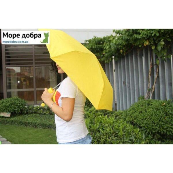 """25371 - Яркий зонтик """"Банан"""" для детей и взрослых"""
