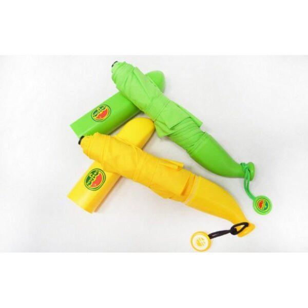 """25374 - Яркий зонтик """"Банан"""" для детей и взрослых"""