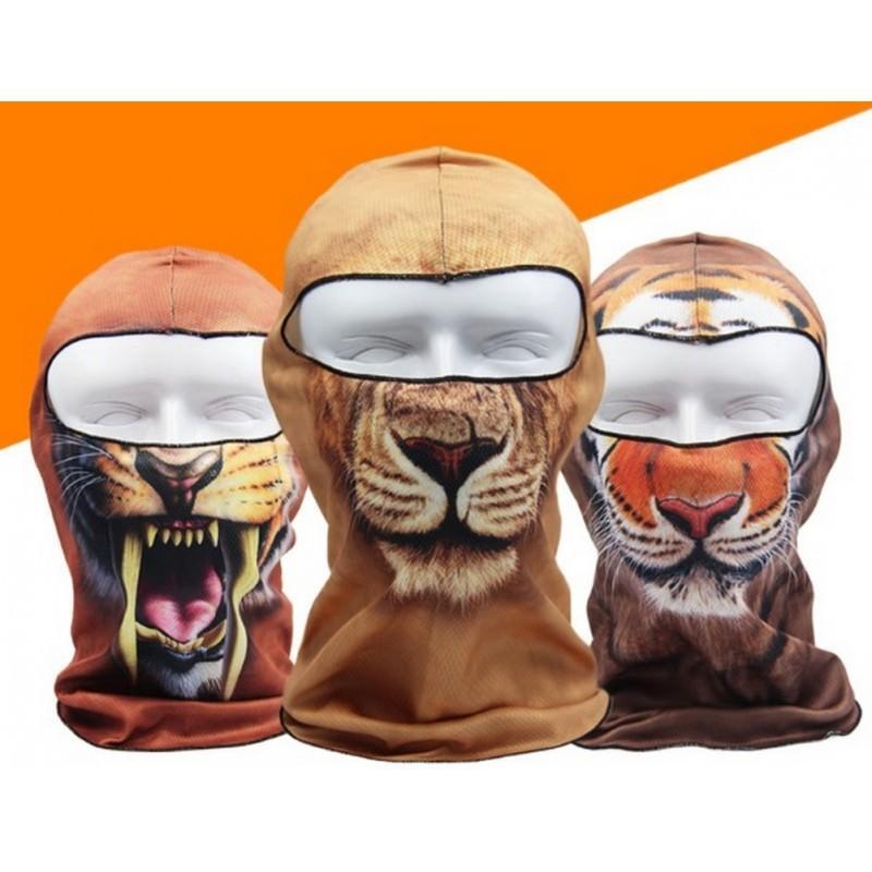 25507 - Быстросохнущая маска-балаклава Beast с авторским дизайном