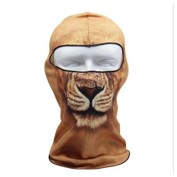 25508 - Быстросохнущая маска-балаклава Beast с авторским дизайном