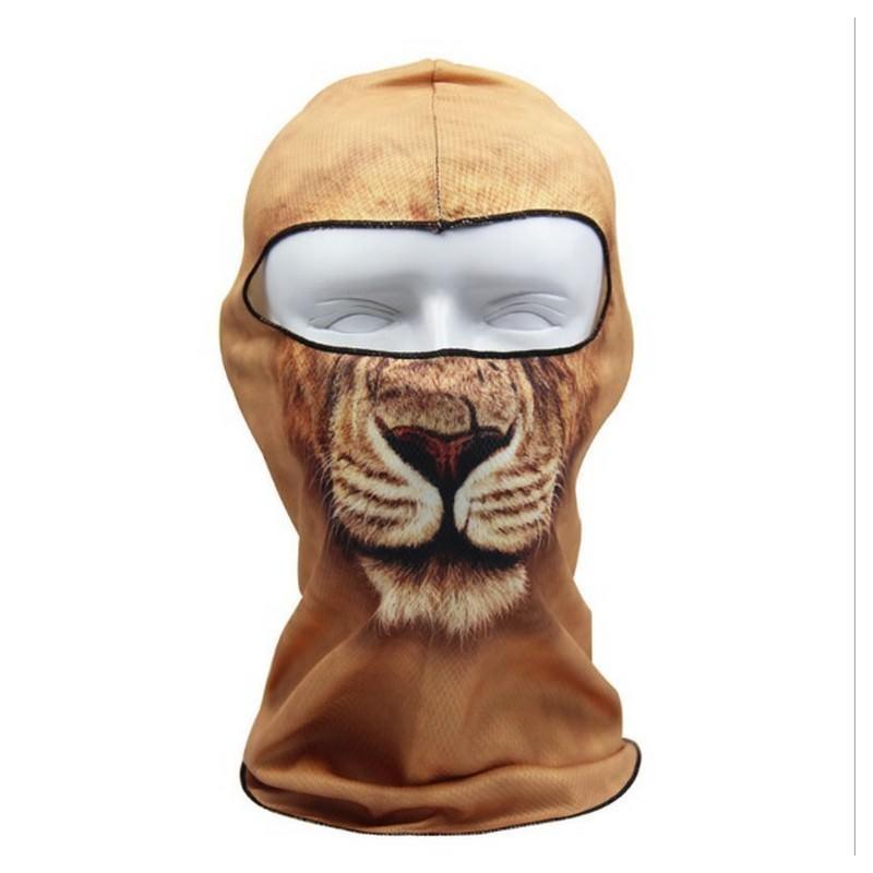 Быстросохнущая маска-балаклава Beast с авторским дизайном 202720