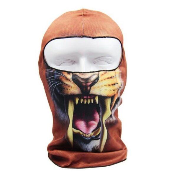 25509 - Быстросохнущая маска-балаклава Beast с авторским дизайном