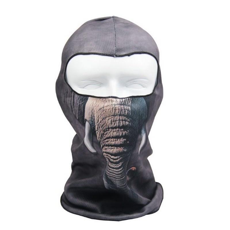 Быстросохнущая маска-балаклава Beast с авторским дизайном 202722