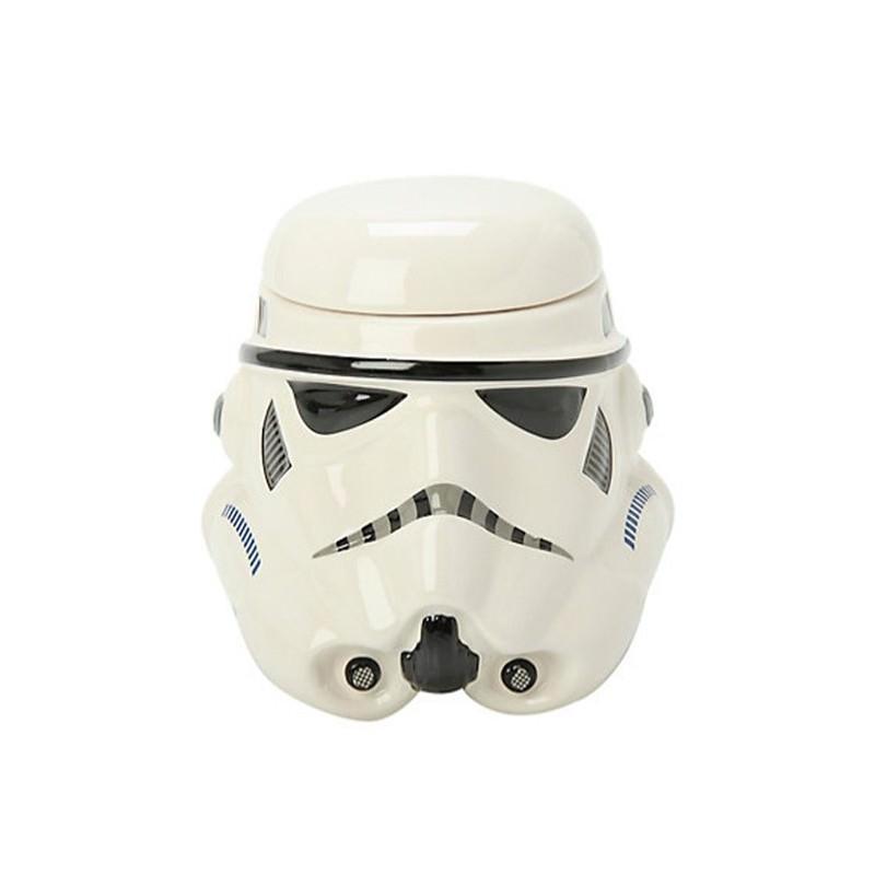 Керамическая чашка Star Wars (кружка Стар Варс): 680 мл, съемная крышка 202765